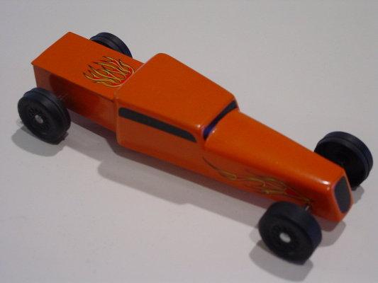 pinewood derby shark template - ranger derby car ideas